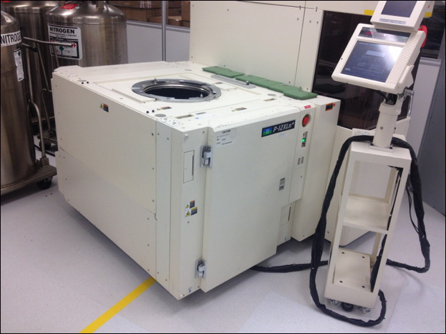 tel p12 xln wafer prober for sale jmc worldwide semiconductor rh jmcserv com