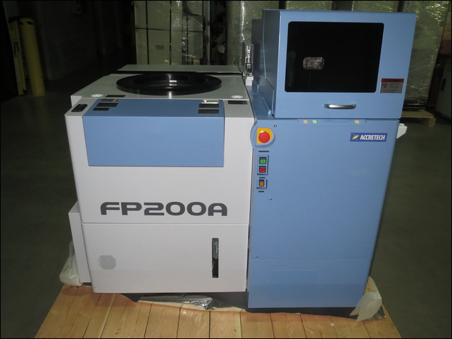 tsk fp200a wafer prober for sale jmc worldwide semiconductor equipment rh jmcserv com Tel Prober Manual TSK Equipment